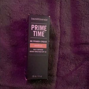 BareMinerals prime time BB primer cream brand new